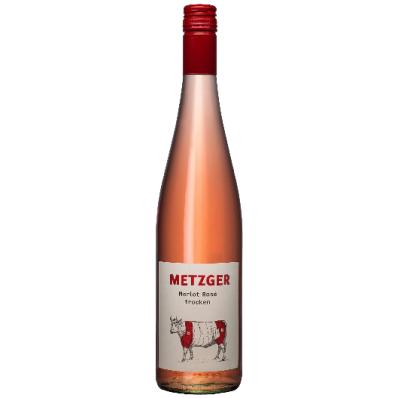 Metzger Merlot Rosé trocken