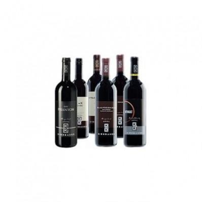 Kirnbauer Verkostungsset 6 Rotweine