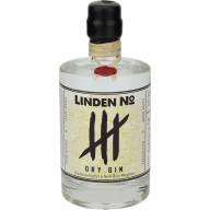 Linden No.4 Dry Gin 43%vol