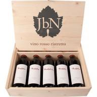 JbN vino rosso ristretto 5er Rosolo Rosalito in HK