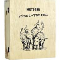 Metzger 3er Holzkiste