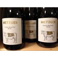 Metzger Sekt Pinot Meunier Brut Flaschengärung