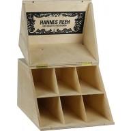 Reeh Hannes 6er Holzkiste