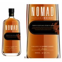 González Byass NOMAD Outland Whisky 41,3%vol