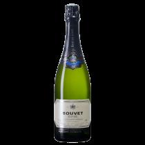 Bouvet Ladubay SAPHIR Blanc Saumur AOC Brut JEROBOAM 3L in Holzkiste