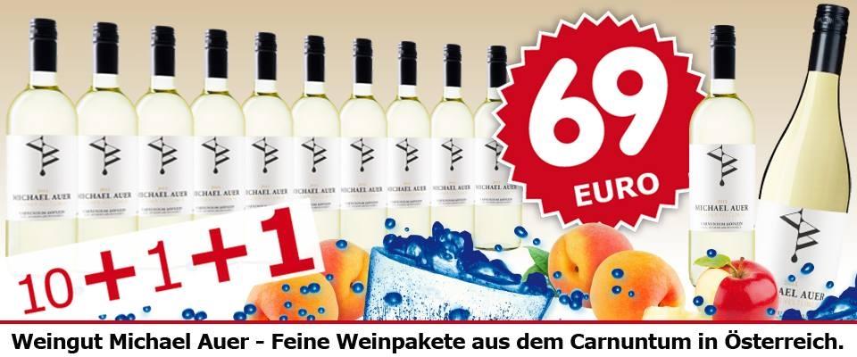 Weinpaket von Michael Auer