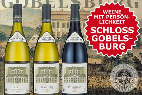 Weine vom Schloss Gobelsburg
