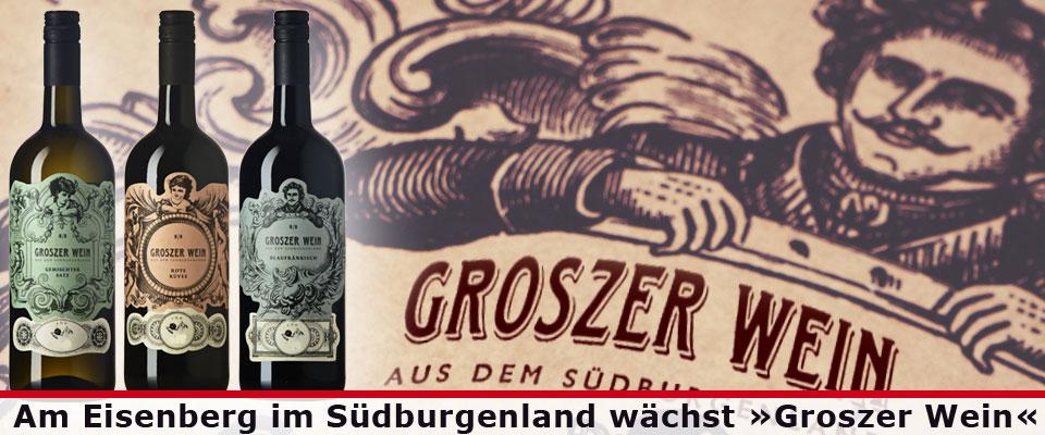 Weingut Groszer Wein