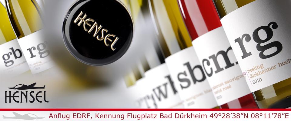Weingut Thomas Hensel aus der Pfalz