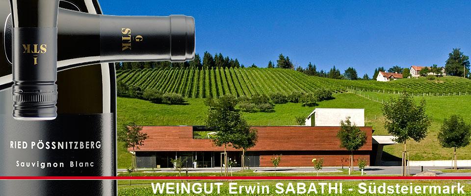 Weingut Erwin Sabathi