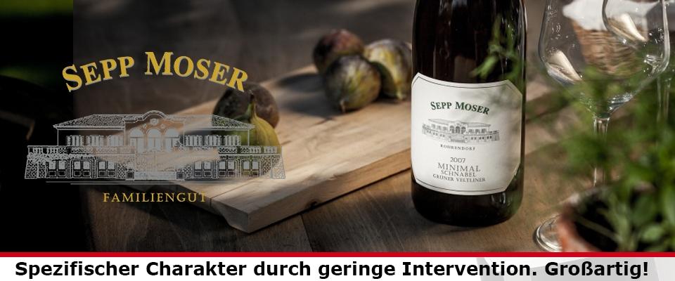 Sepp Moser Weine