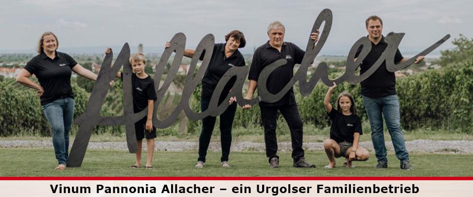 Weingut Allacher auf dem Salzberg