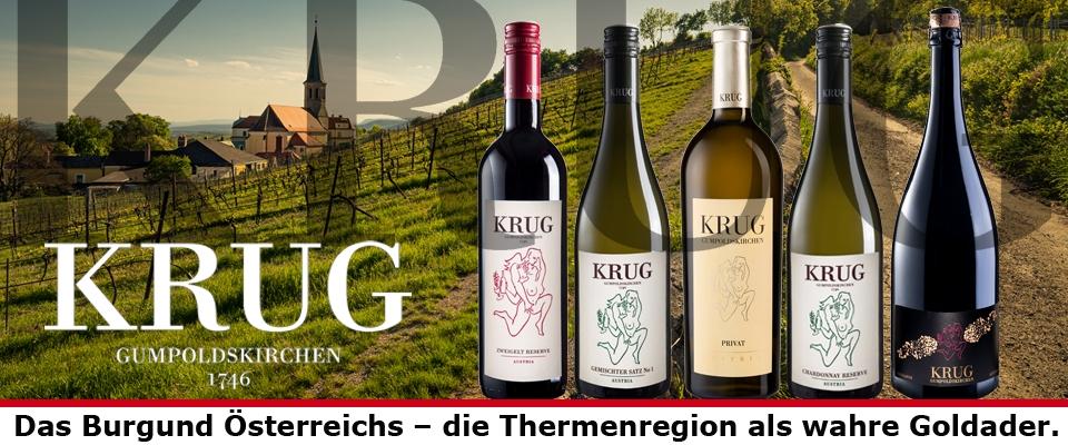 Krug Weine