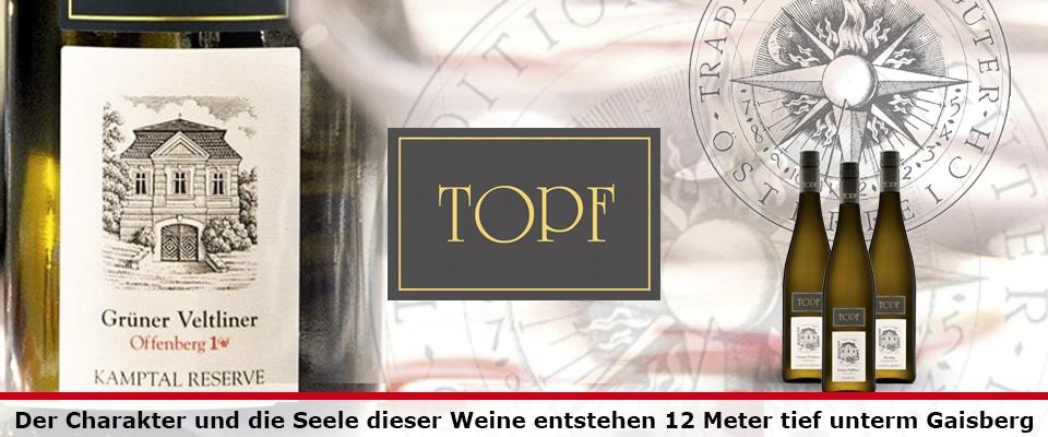 Johann Topf Weine aus dem Kamptal