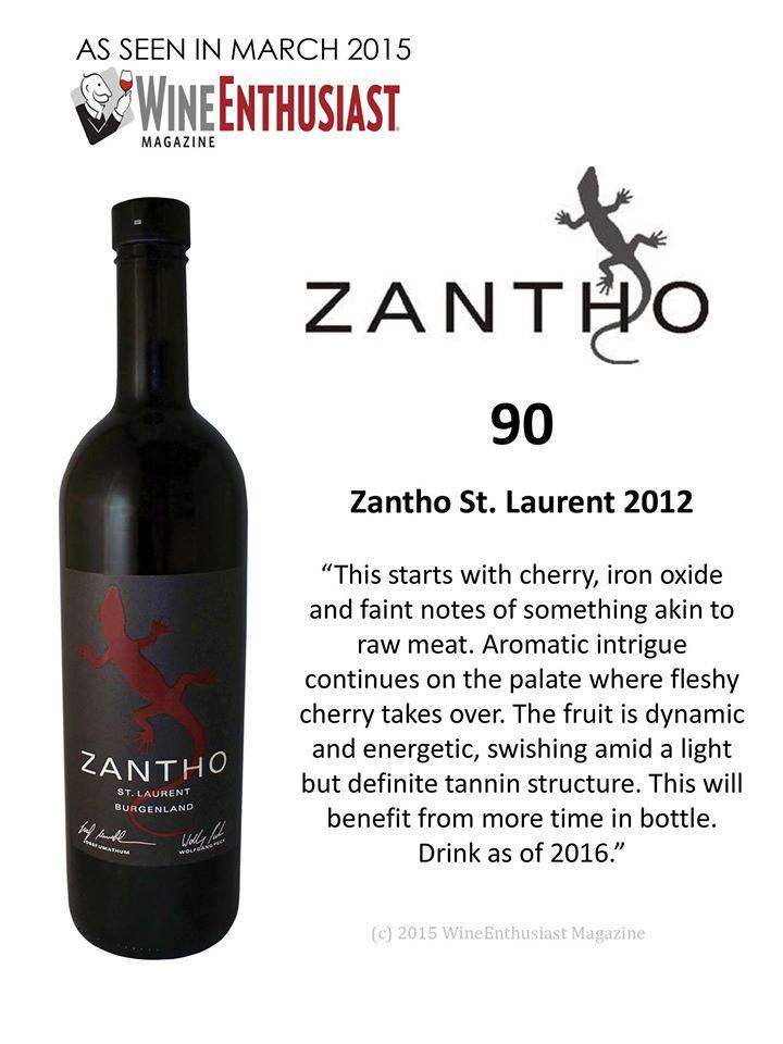 Zantho Wein