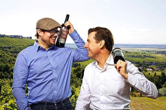 Groszer Wein aus dem Südburgenland